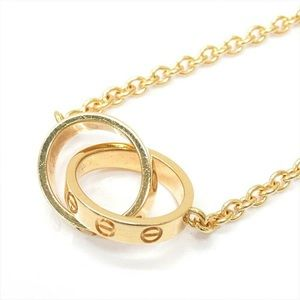 ISO: Cartier love necklace yellow gold